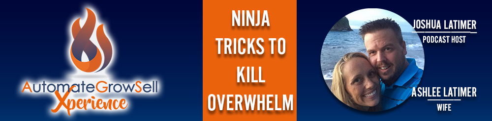 NINJA TRICKS TO KILL OVERWHELM