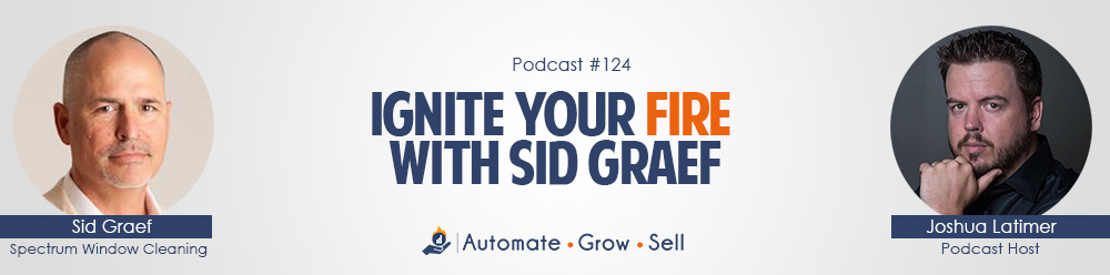 ignite your fire with sid graef