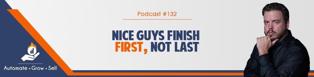 nice guys finish first, not last