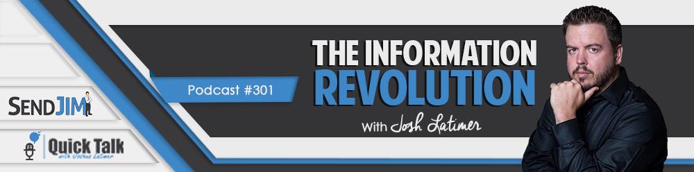 Episode 301 - The Information Revolution