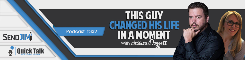 Episode 332: This Guy CHANGED His Life In A Moment